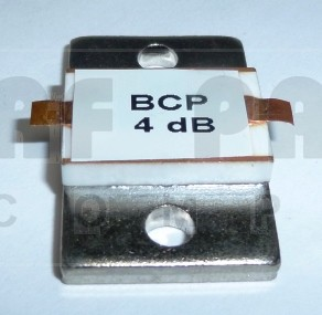 8700TN-BCP04 Surface Mount Attenuator, 150 Watt, 4dB, Bird