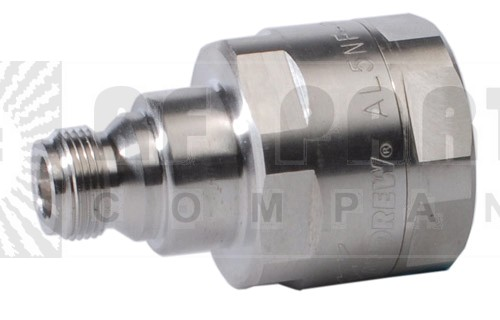 AL5NF-PSA Type-N Female Connector, AVA5-50