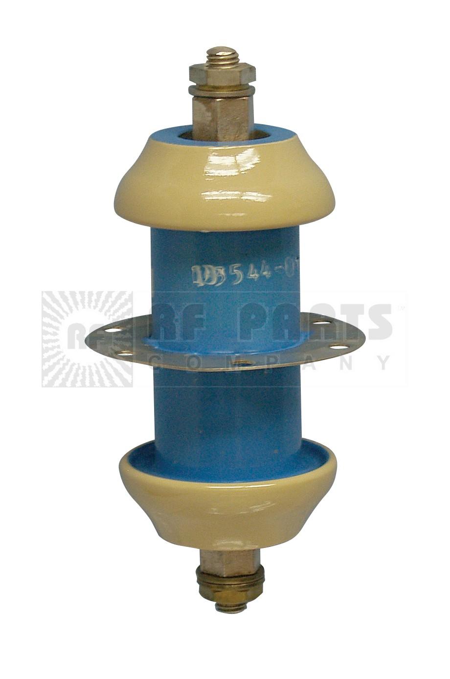 FT1000-14 Feed Thru Capacitor, 1000pf 14kv, Vishay Draloric