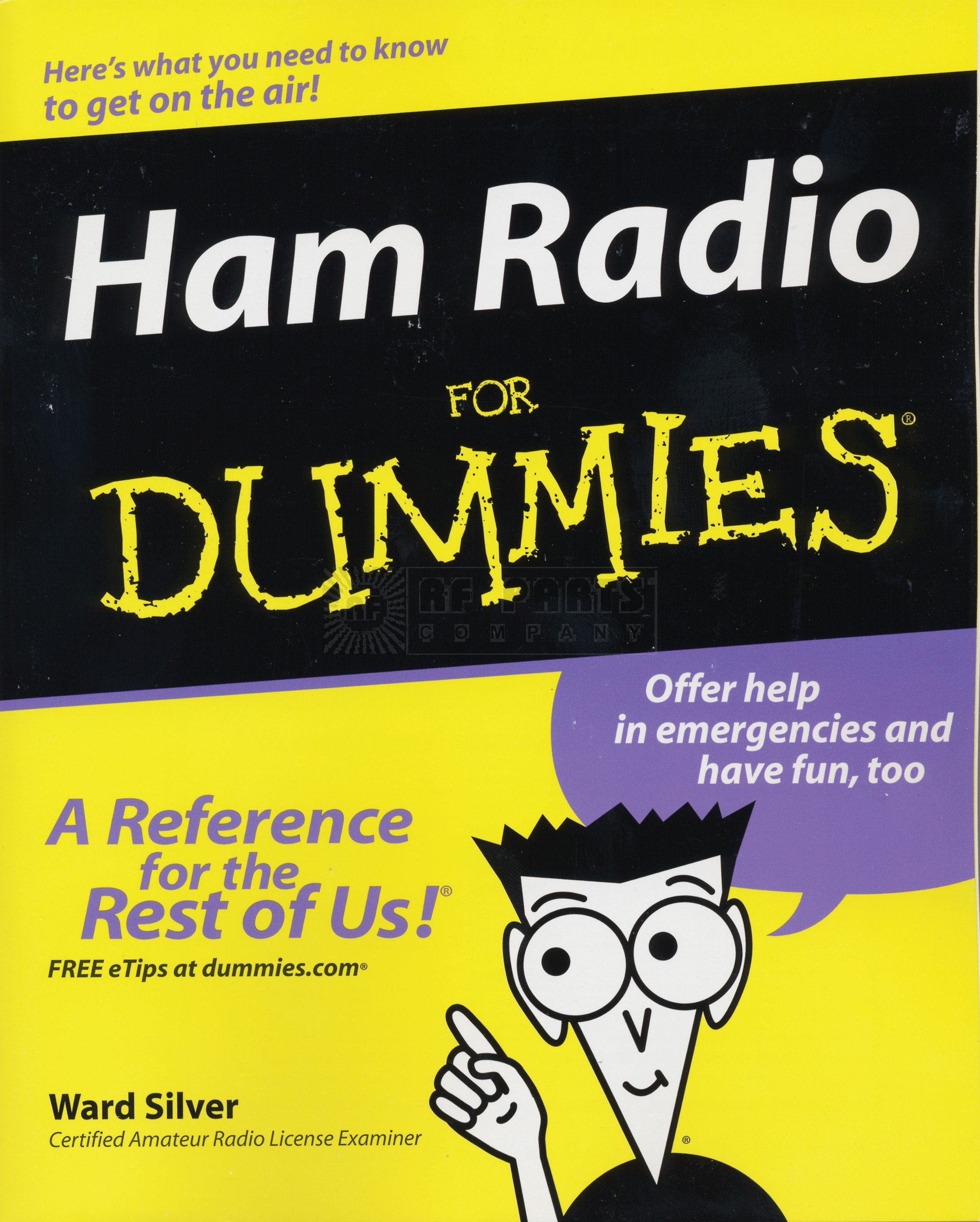 HRFD Book, ham radio for dummies