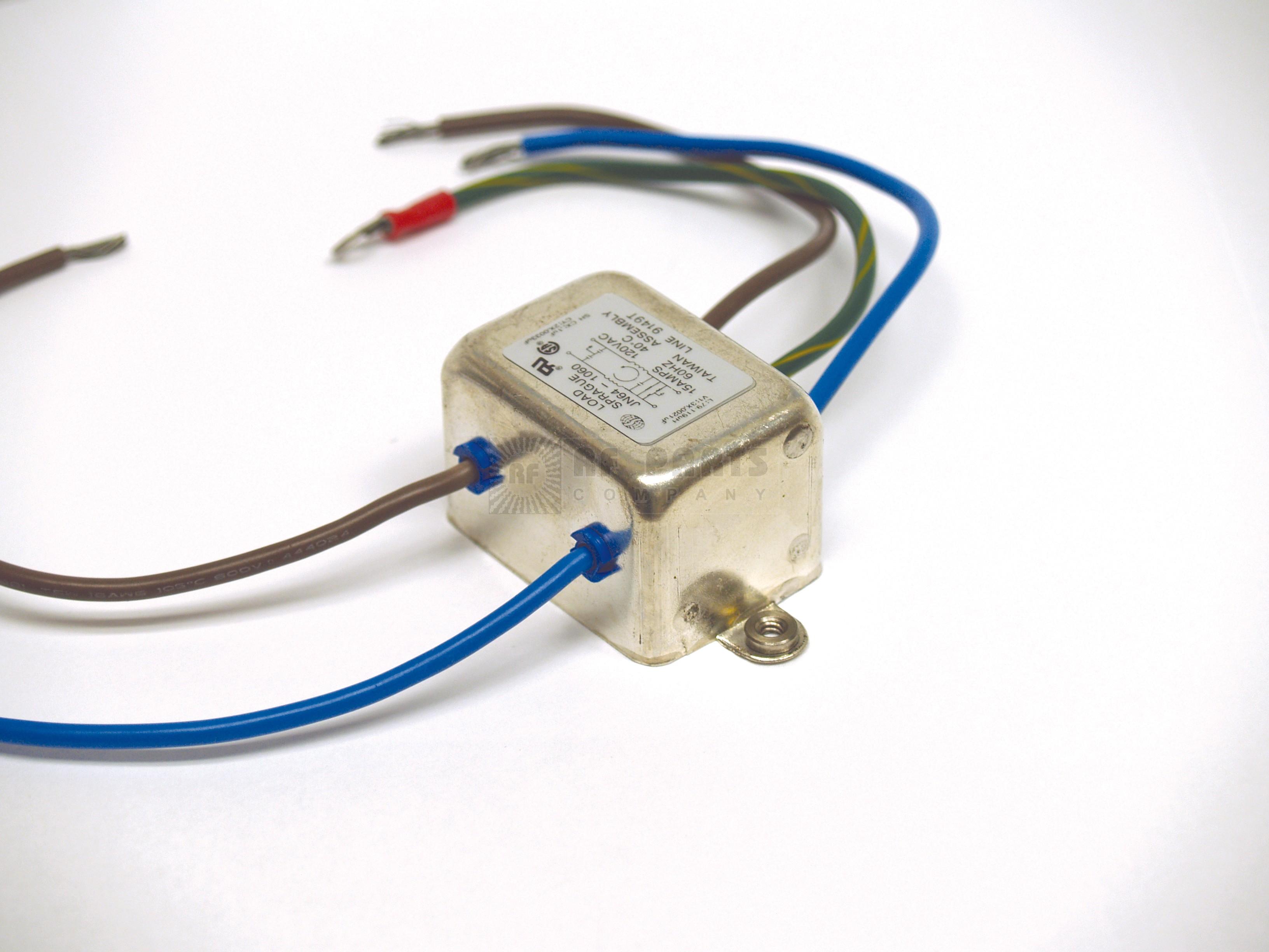 JN64-1060 Emi filter