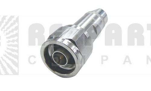 L2TNM-PL Type-N Male Connector, LDF2-50