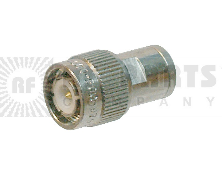 R404021000 Dummy load, TNC Male,  1 Watt, Radiall