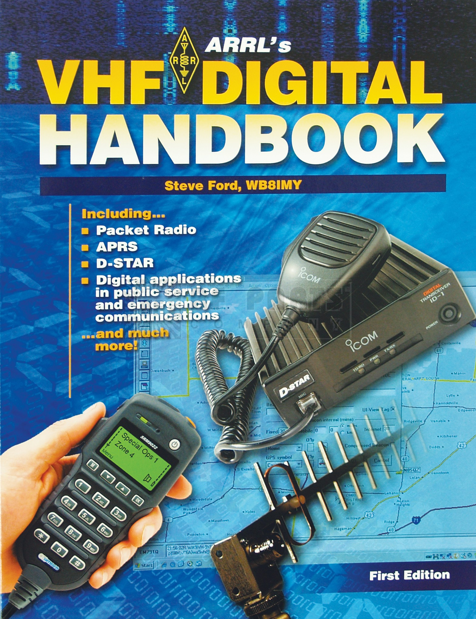 VHFDIG Book, ARRL VHF Digital Handbook