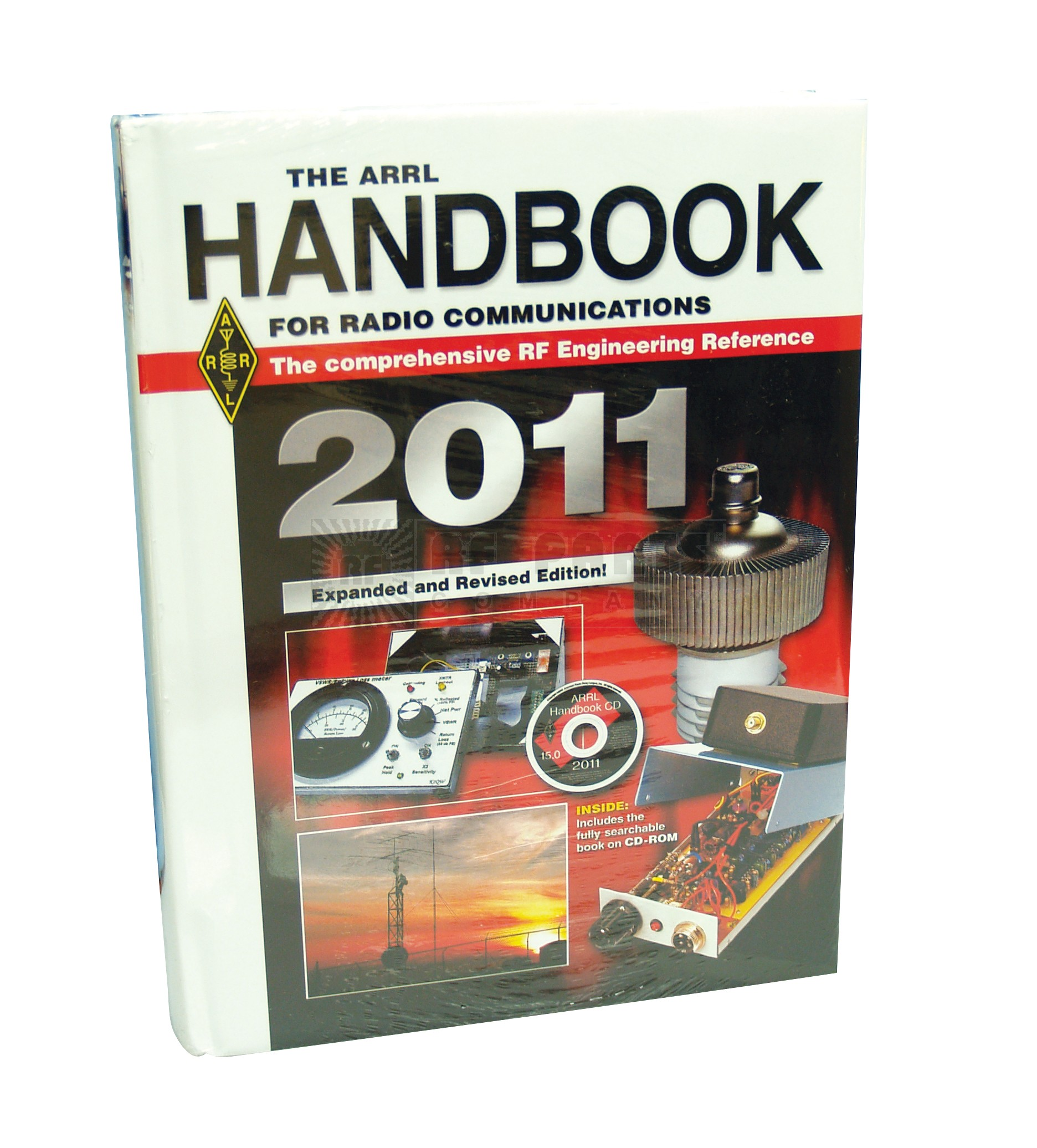 TRAH11 Radio Handbook, 2011 Version, Hardbound Edition