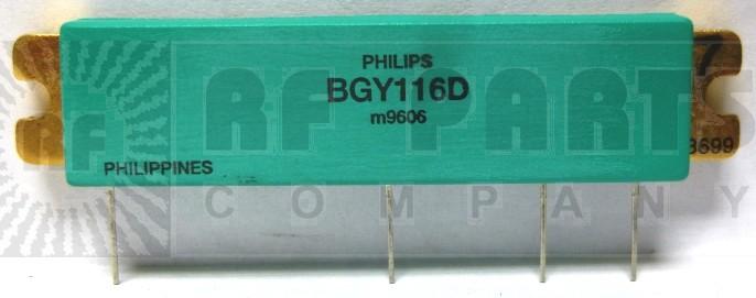 BGY116D Power Module, Philips