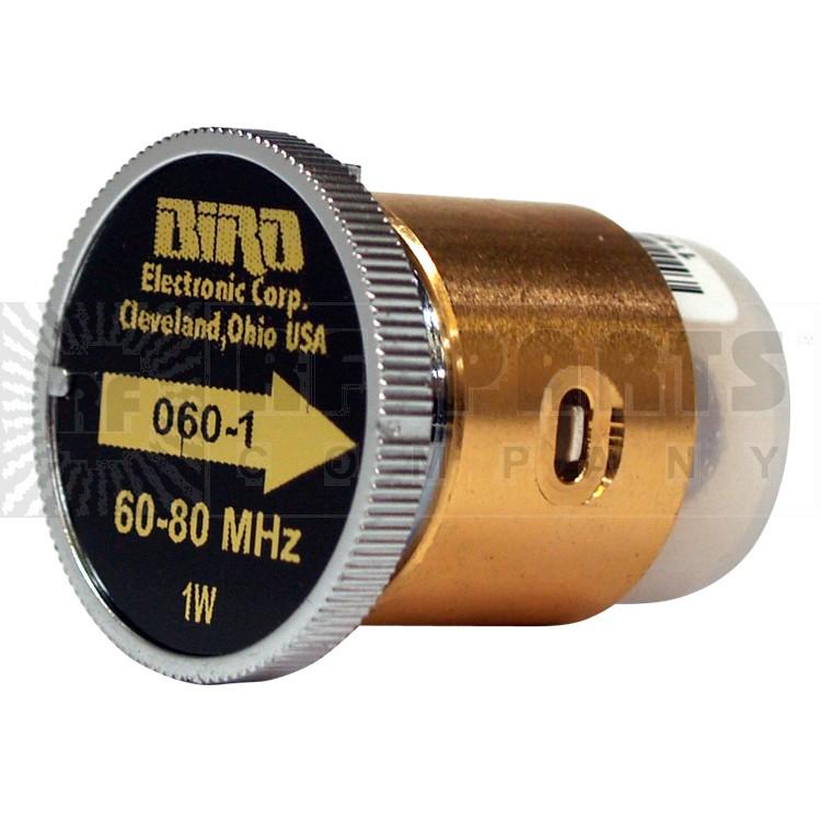 BIRD060-1 - Bird, elem. 60-80 mhz 1w