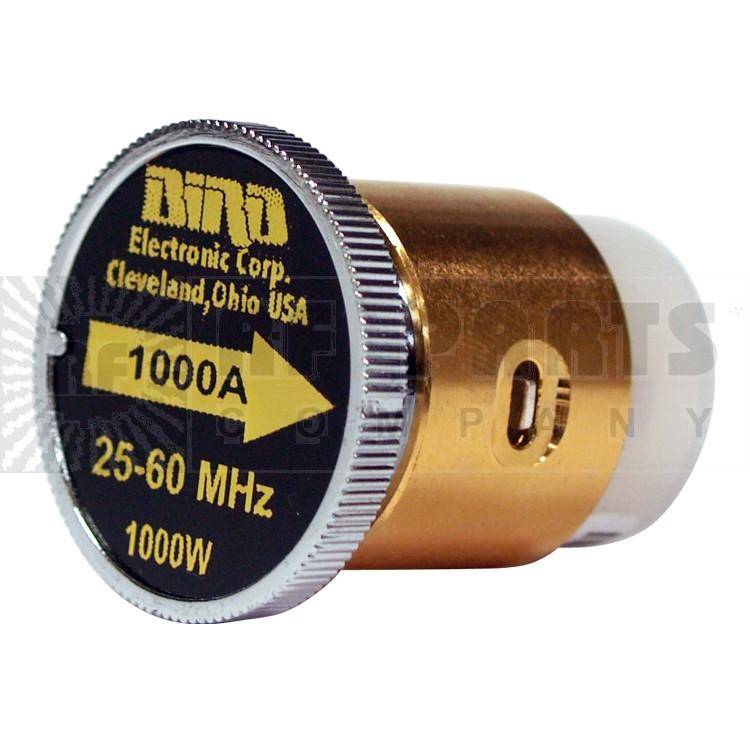 BIRD1000A - Bird Element, 25-60 mhz 1000 watt