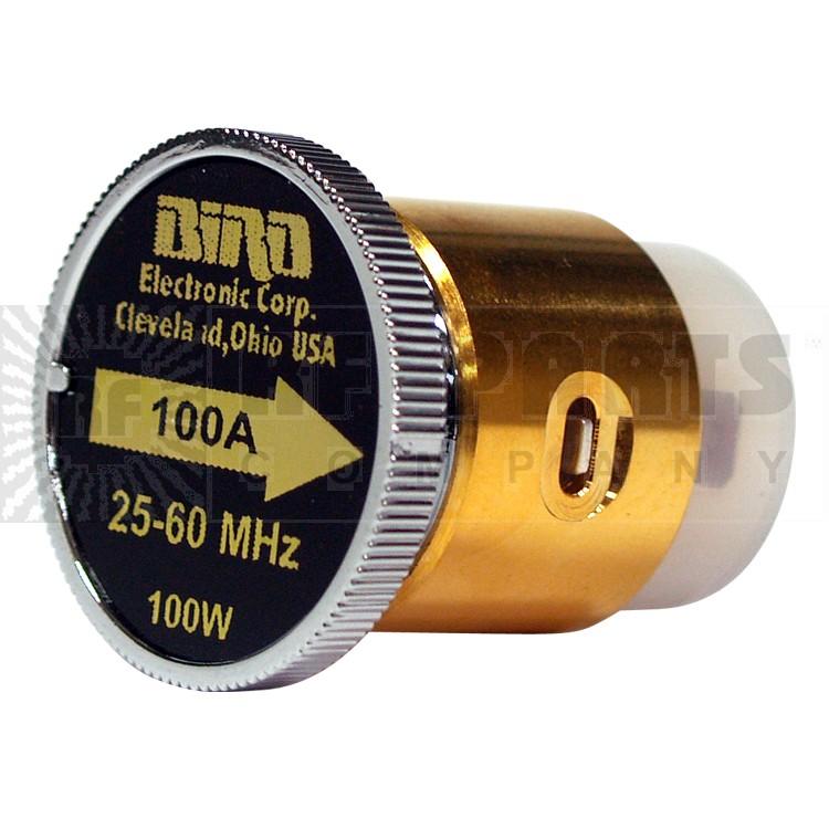 BIRD100A-3 - Bird 25-60 mhz 100 watt element (Used Condition)
