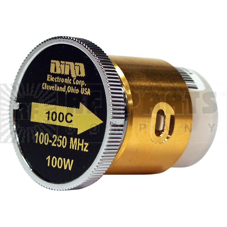 BIRD100C - Bird Element, 100-250 MHz, 100 watt