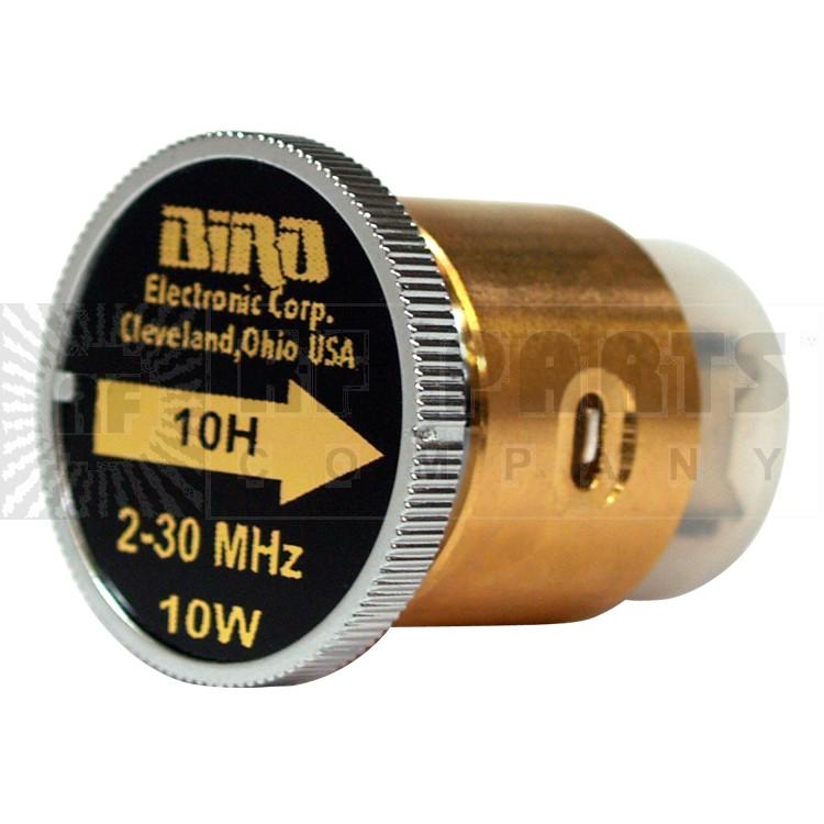 BIRD10H - Bird Element, 2-30MHz, 10w Element