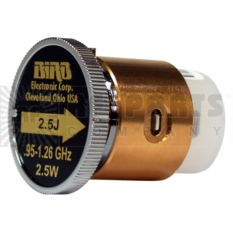 BIRD2.5J - Bird Element, 950-1260mhz 2.5w elem