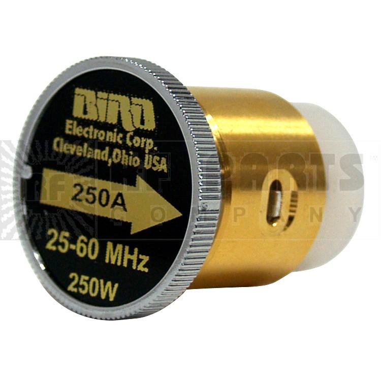 BIRD250A-3 - Bird Element, 25-60 MHz, 250 watt (Used condition)