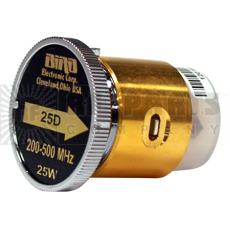 BIRD25D - Bird,200-500 mhz 25 watt element
