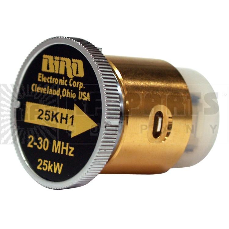 """BIRD25KH1 - Bird Element 2-30mhz 25kw. For 1-5/8"""" line section"""