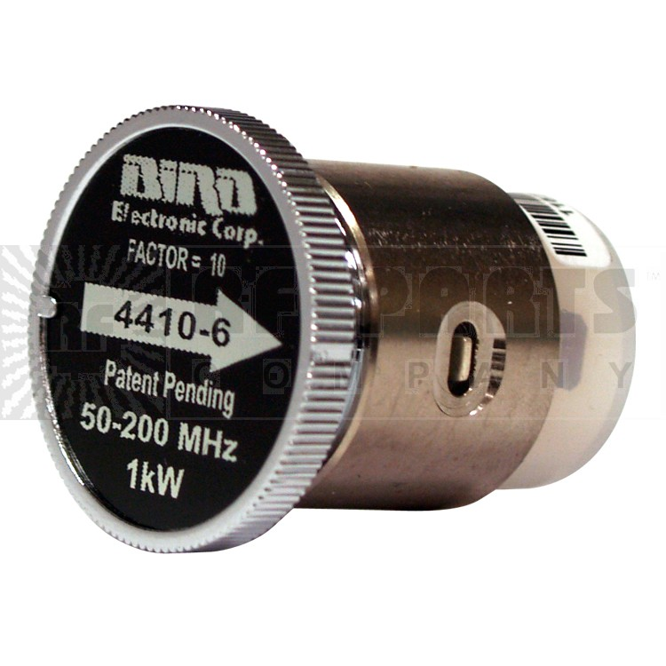 BIRD4410-6-3 - Bird Element 50-200MHz 1KW (Used Condition)