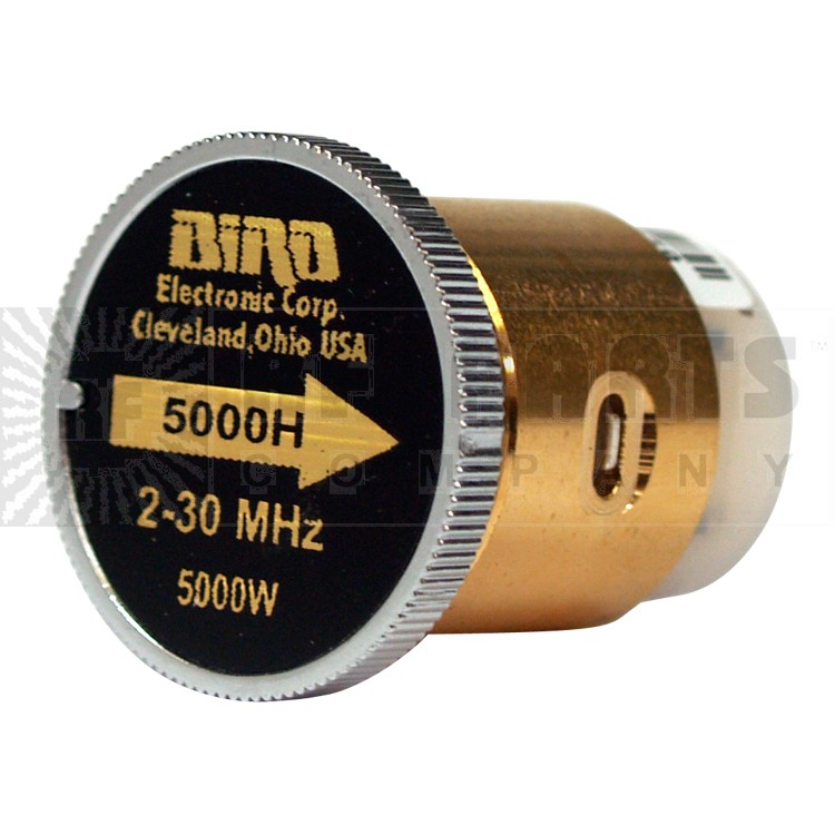 BIRD5000H - Bird Element 2-30 mhz 5000 Watts