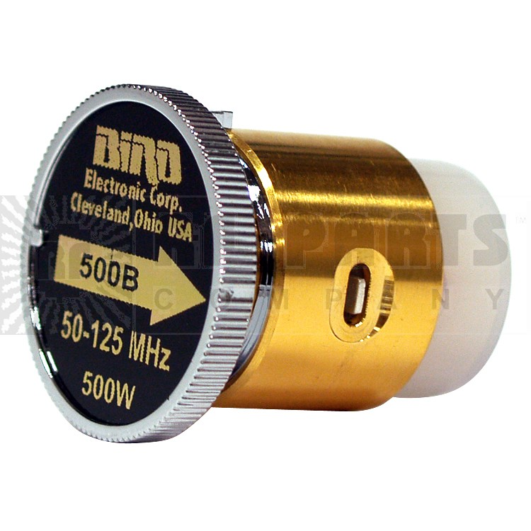 BIRD500B - Bird Element 50-125 mhz 500 watt