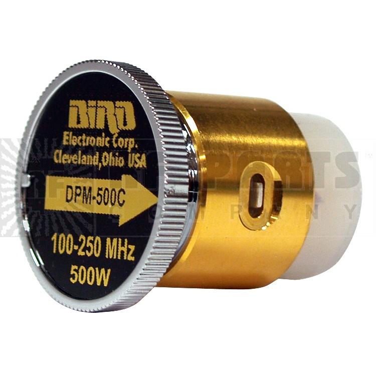 BIRDDPM500C - Bird Element 100-250MHz 500W (For Bird 5000 Meter)