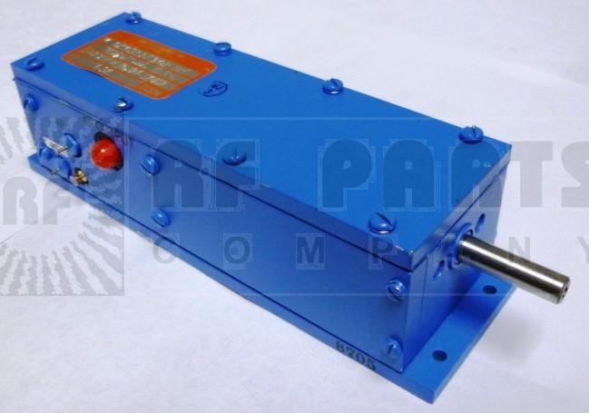 CC-A69AS  Oscillator, Tunable, 2-4.16 GHz