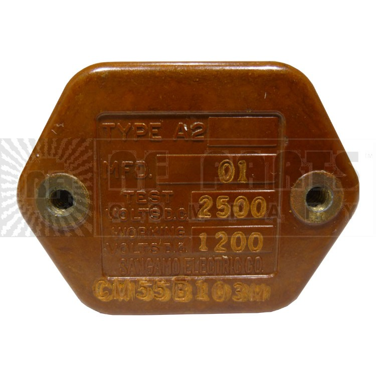 CM55-.01/1200 Capacitor,mica .01 uf/1200v