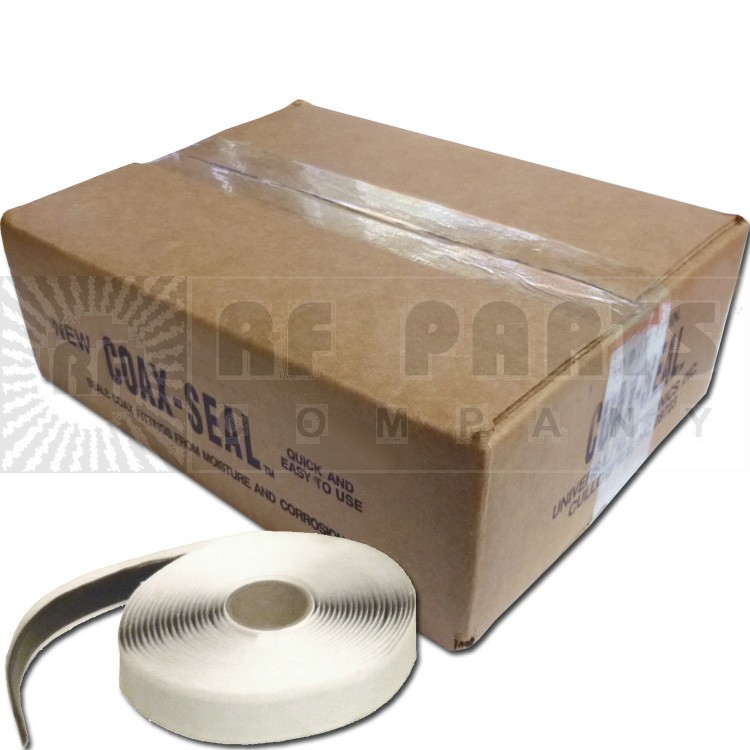 CS101 - Coax-Seal Bulk Pack 500 strips