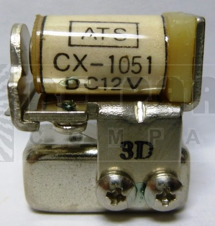 CX1051  Coax Relay, SPDT,  ATS