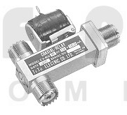 CX600M Coaxial relay, spdt f(3-uhf)