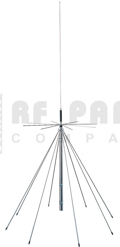 D130J - Super Discone 25-1300MHz Wideband Antenna