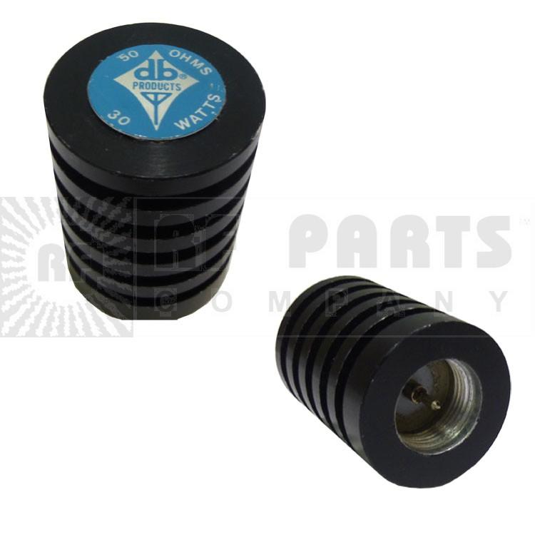 DB30W-NM  Dummy Load, 30 watt, Type-N Male, DB Products (Clean Used)