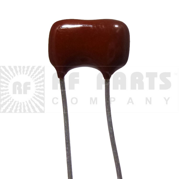 DM15-78-CL Mica capacitor, 78pf, Cut leads
