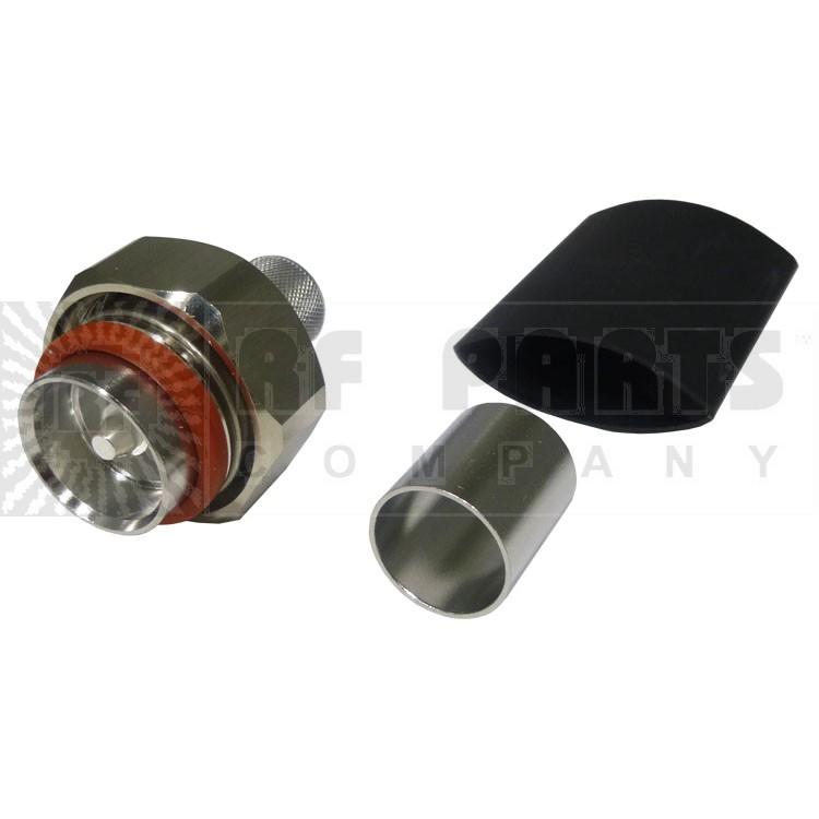 EZ600716MH-X  Connector, 7/16 DIN Male, Crimp LMR600, Times