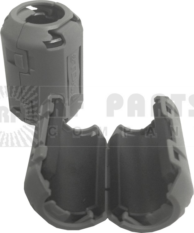 FERCKE-AA Snap On Ferrite Interference Choke, Fits Cable 0.5 OD