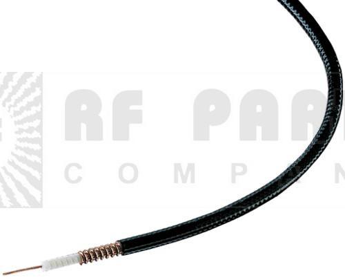 """FSJ1-50A - 1/4"""" Andrew Heliax Superflex Coax Cable"""