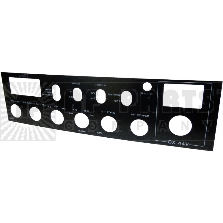 GALXFACEPL-44 Replacement Faceplate DX44
