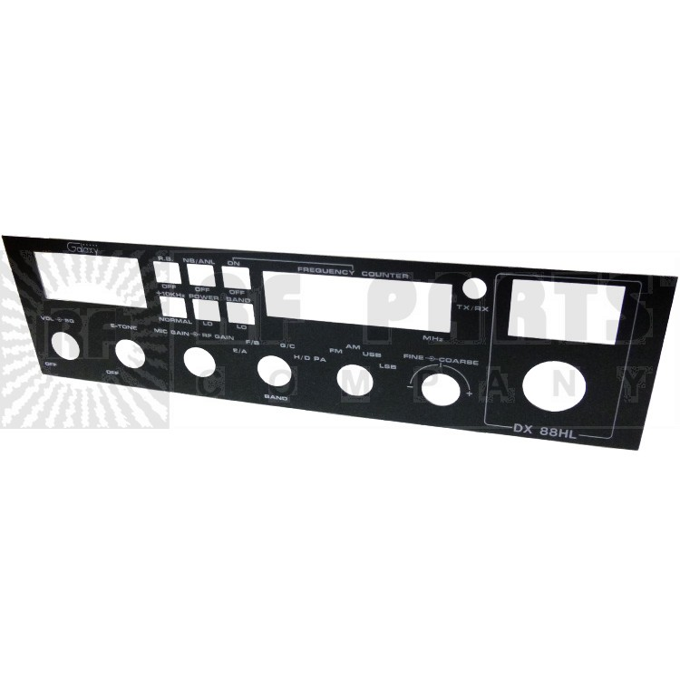 GALXFACEPL-88 Replacement Faceplate DX88
