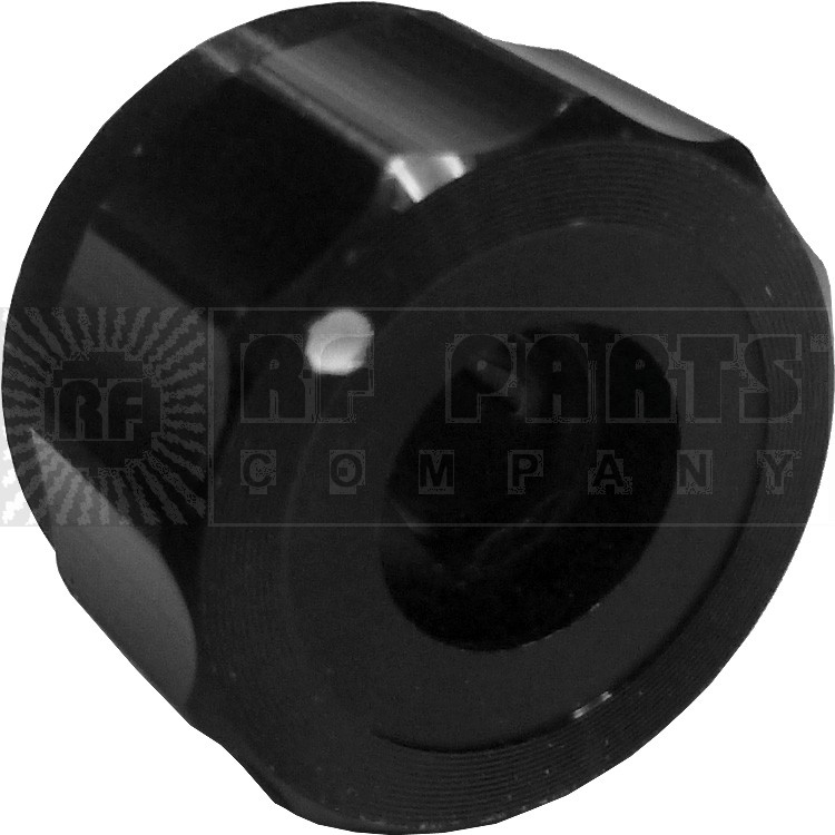 GALXKNOB9 - Galaxy Outer Round Replacement Knob, Black