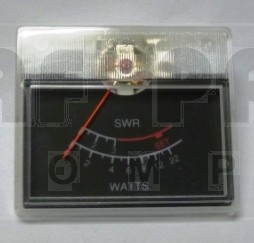 GALXMETR8 Replacement PWR/SWR Meter, DX2517/2527