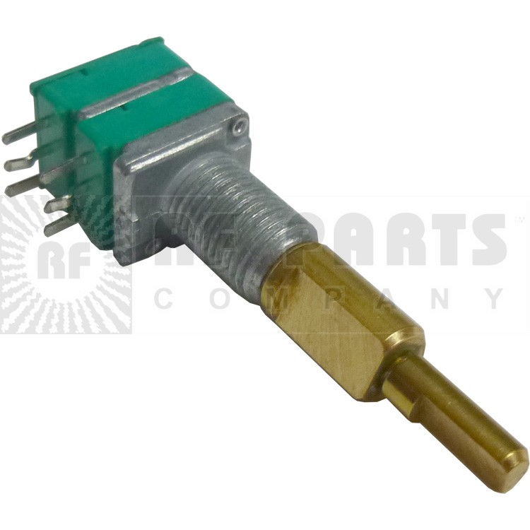 GALXPOTD -  Mic/RF Gain 1KB/1KA Potentiometer for late model DX55/66/88/99