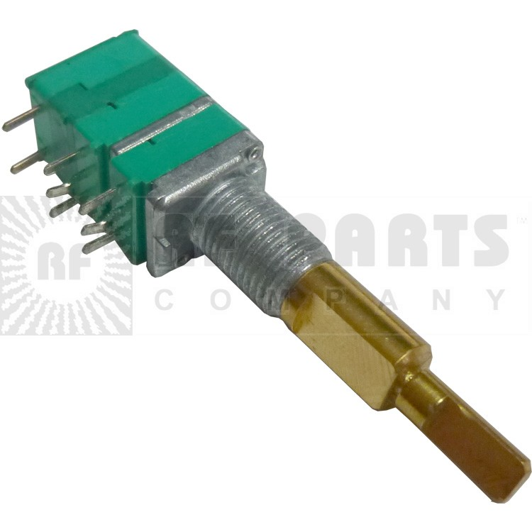 GALXPOTP - Volume Squelch/Band Switch Potentiometer for DX959/DX48