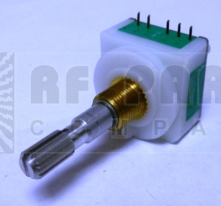 GALXSW-M  40 Position Rotary Switch, Galaxy DX2527