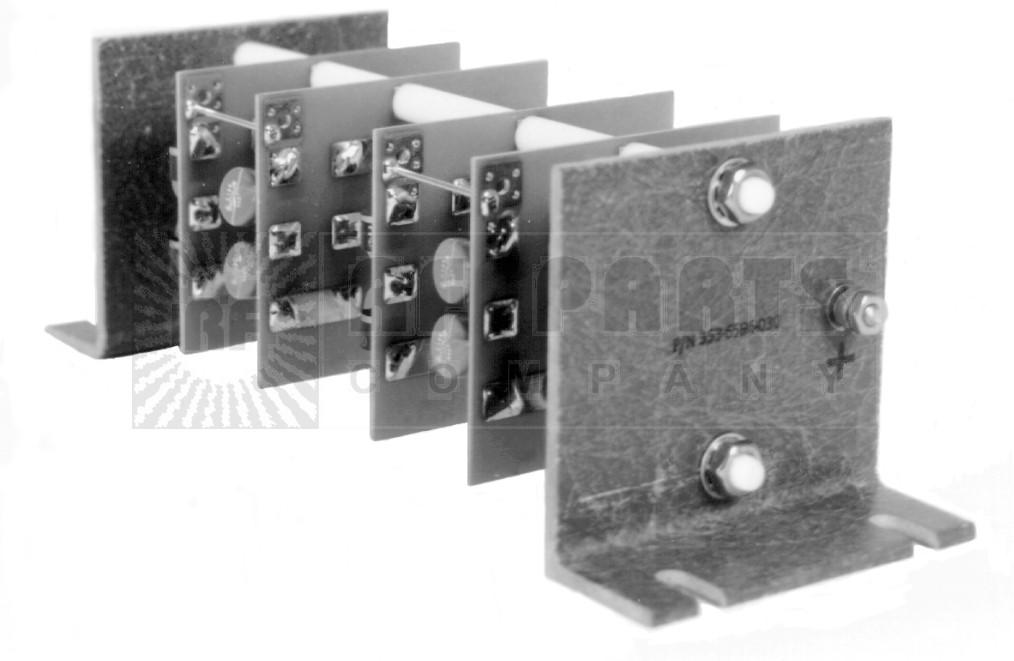 55014 Rectifier, 5.5 amp, 20kv-piv