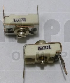 IE001  Timmer Capacitor, 2-18pf