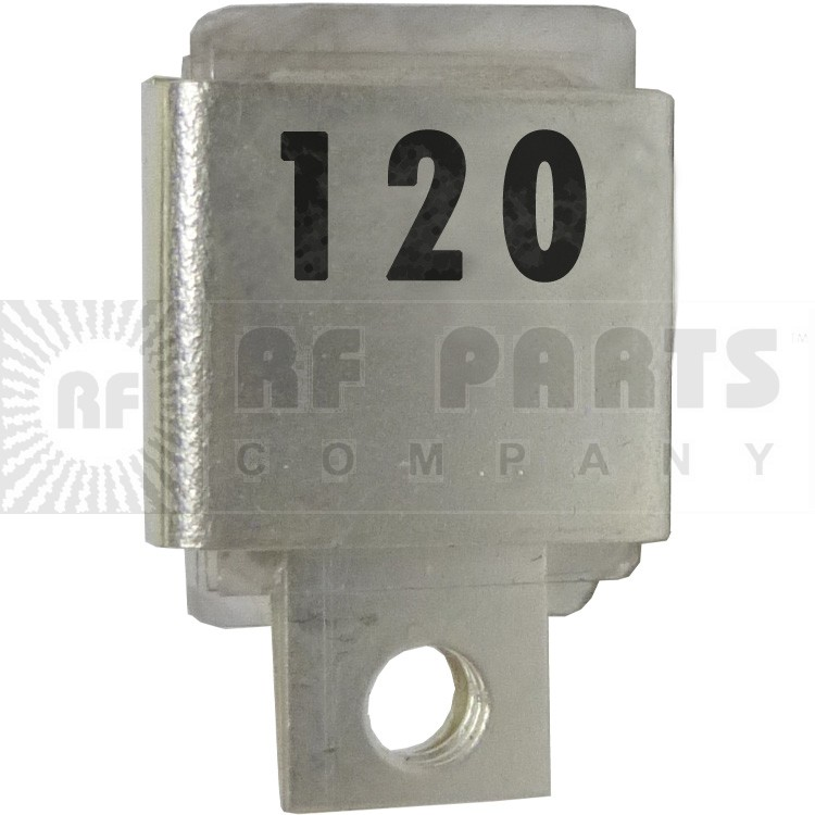 J101-120  Metal Cased Mica Capacitor, 120pf