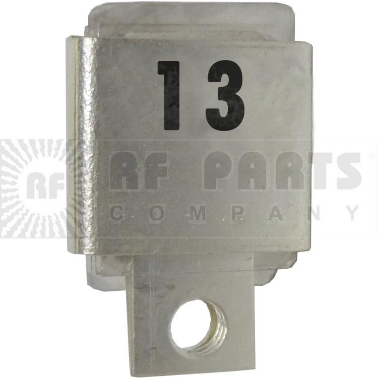 J101-13 Metal Cased Mica Capacitor, 13pf