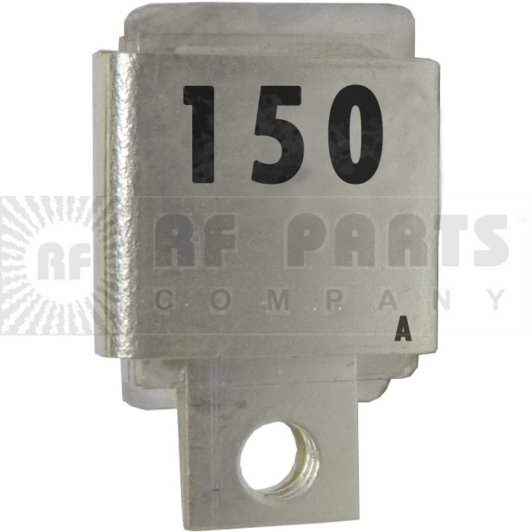 J101-150-A  Metal Cased Mica Capacitor, 150pf