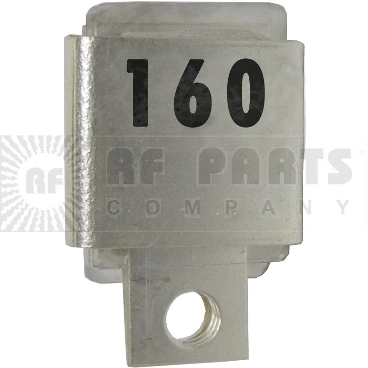 J101-160  Metal Cased Mica Capacitor, 160pf