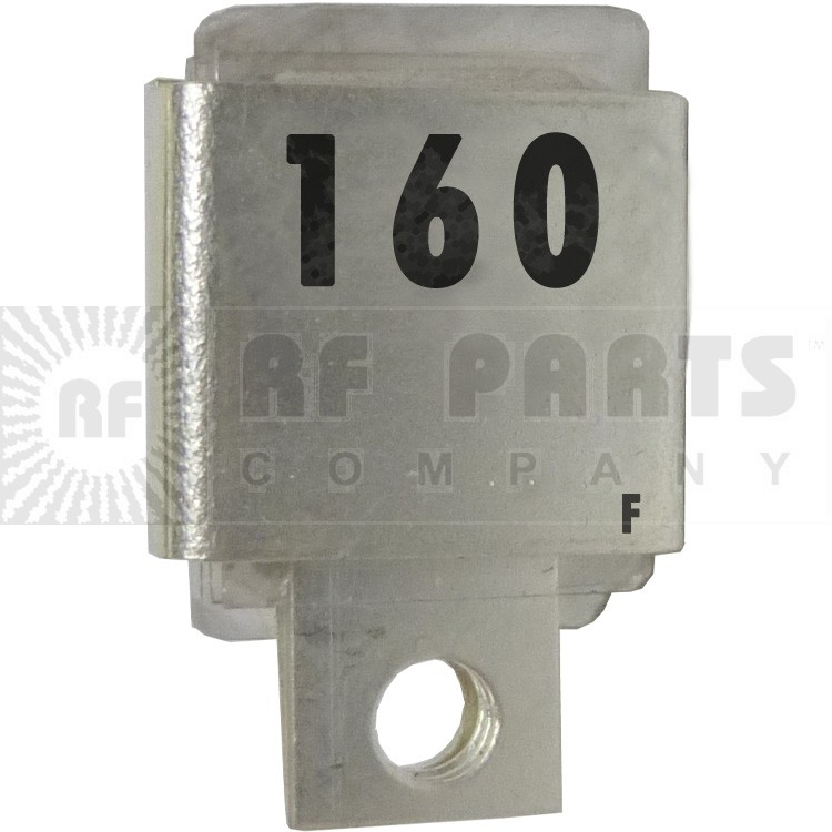 J101-160F  Metal Cased Mica Capacitor, 160pf