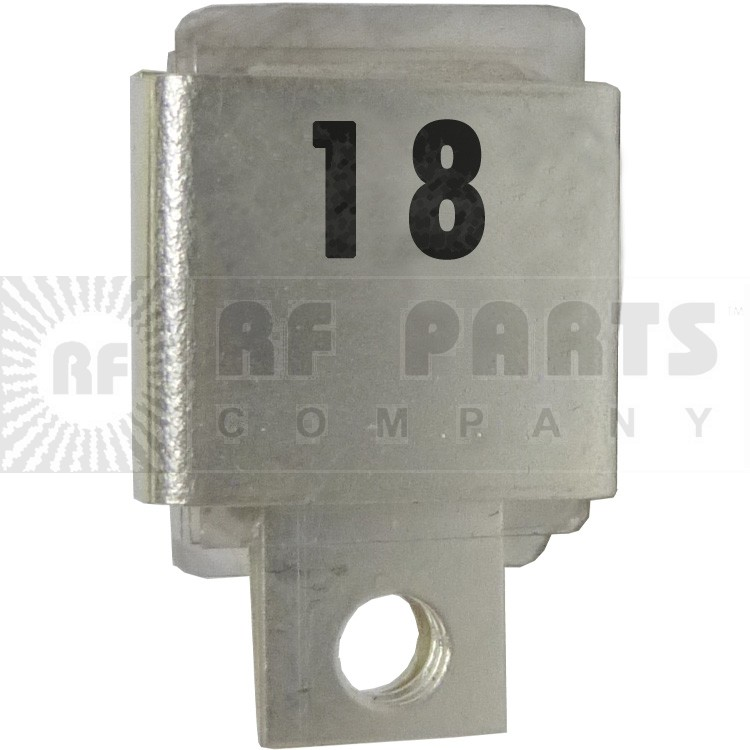 J101-18  Metal Cased Mica Capacitor, 18pf