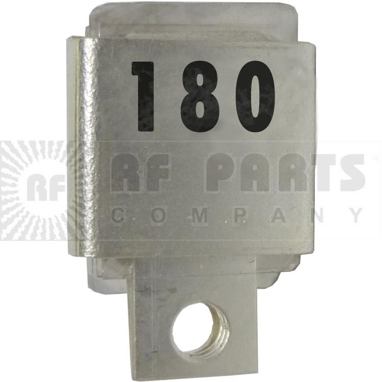 J101-180  Metal Cased Mica Capacitor, 180pf
